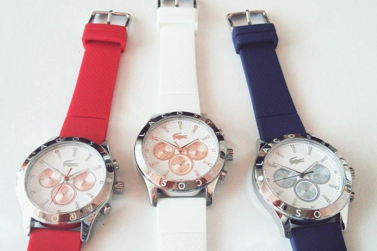 Nowa kolekcja zegark�w Lacoste