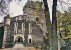 Zamek godny jesieni (nie tylko �redniowiecza) i inne skarby okolic Z�otoryi