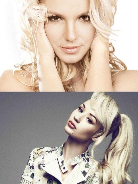 Iggy Azalea potwierdziła, iż nawiązała współpracę z Britney Spears.