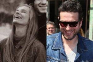 """Marcin Doroci�ski i Magdalena Cielecka na starym zdj�ciu. """"Odkopane w Archiwum X"""". Ona jak zawsze pi�kna. A on? A� nie wierzymy!"""