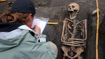 Badanie szkieletu