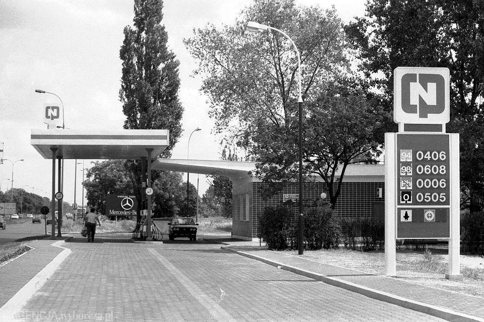 CPN przy ul. Powstańców Śląskich, 1992 r.