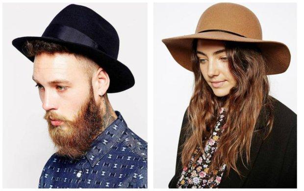 Kolekcja kapeluszy od Asos