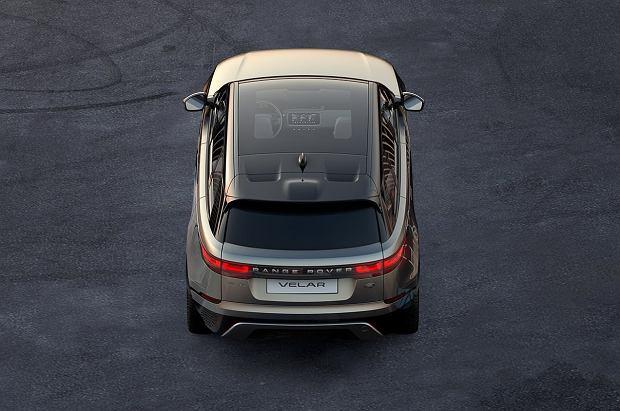 Range Rover Velar | Nowy w rodzinie