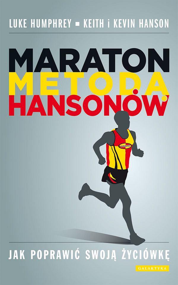 Książka - Maraton Metodą Hansonów