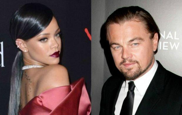 """Sami w to nie wierzyli�my, ale plotki zaczynaj� si� mno�y�. DiCaprio i Rihanna maj� romans? """"Mi�dzy nimi by�o gor�co"""". A to nie koniec"""