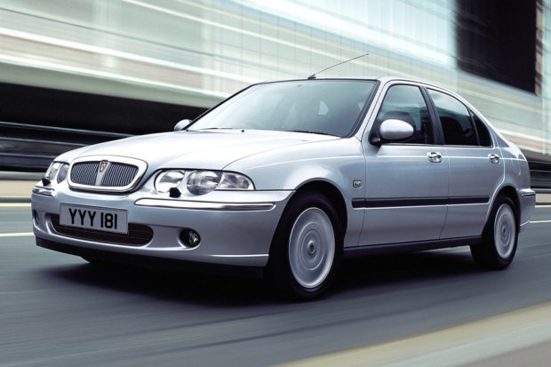 Rover 45 (1999-2005)