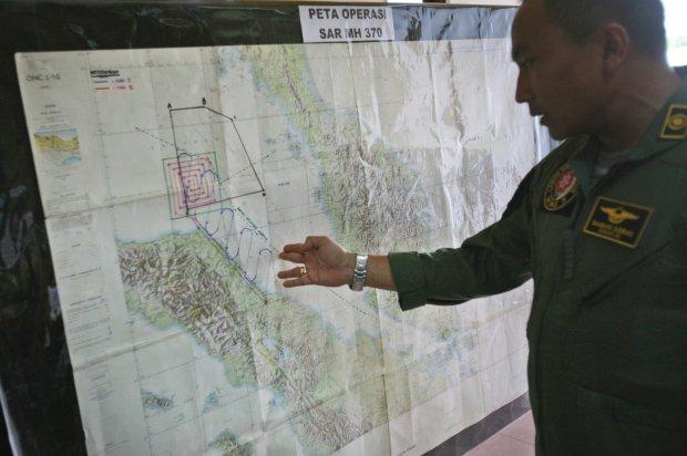 Coraz �mielsze teorie w sprawie zaginionego samolotu. Wyl�dowa� na Andamanach?