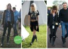 Spersonalizowane buty na sezon festiwalowy marki Hunter. Które gwiazdy je wybrały?