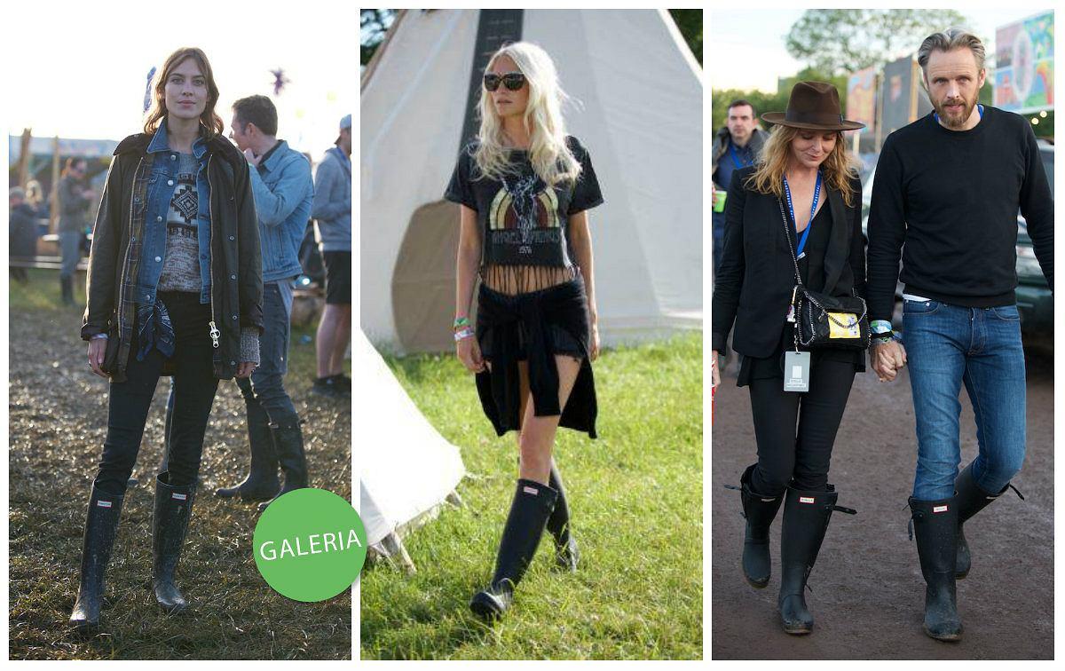 a8da7df98f446 Spersonalizowane buty na sezon festiwalowy marki Hunter. Które gwiazdy je  wybrały?