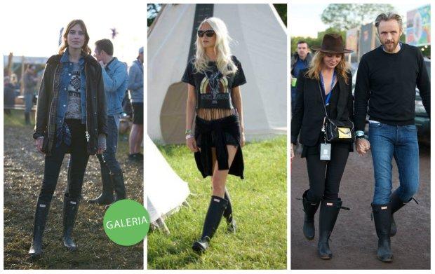 88663021d8df7d Spersonalizowane buty na sezon festiwalowy marki Hunter. Które gwiazdy je  wybrały?