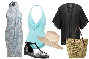 Jak się ubrać na plażę - propozycje na różne sylwetki