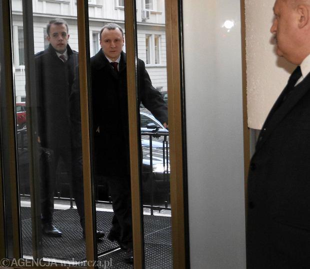 Jacek Kurski wchodzi do Ministerstwa Skarbu po nominacj�