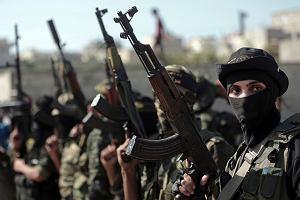 Palestyńscy bojownicy zginęli w izraelskim ataku na tunel