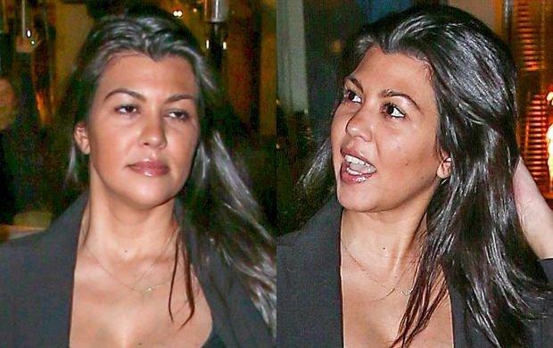 """Kourtney Kardashian niedawno urodzi�a. Now� figur� pochwali�a si� na Instagramie. Nie wystarczy�o, wi�c do miasta wysz�a w TYM. """"Bad bitch alert!"""""""