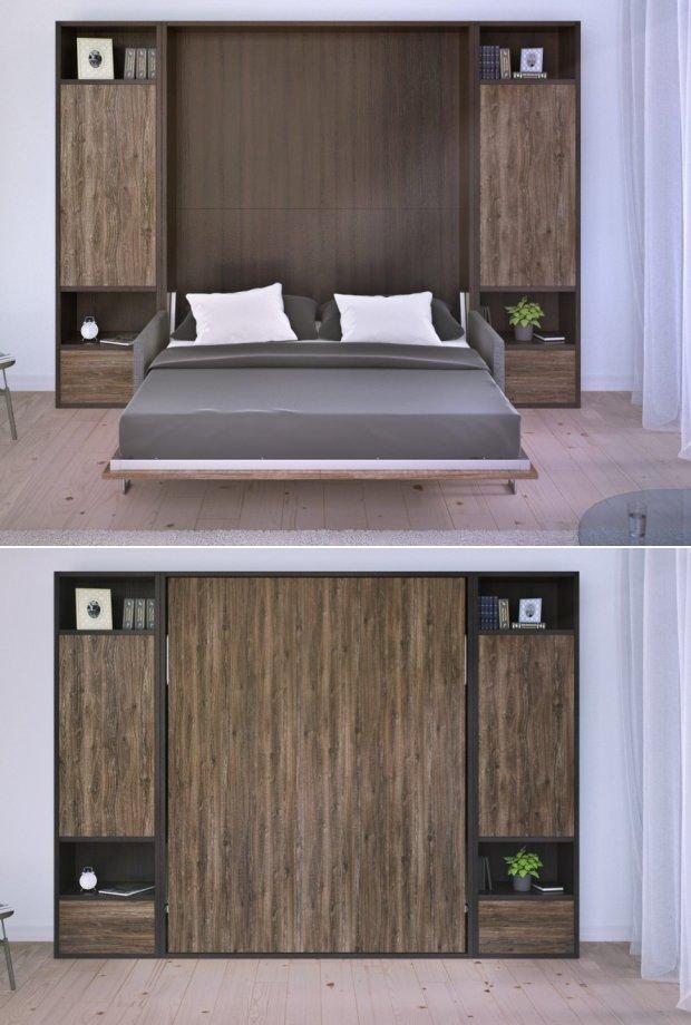 ko chowane w szafie spos b na ma y metra zdj cie nr 4. Black Bedroom Furniture Sets. Home Design Ideas