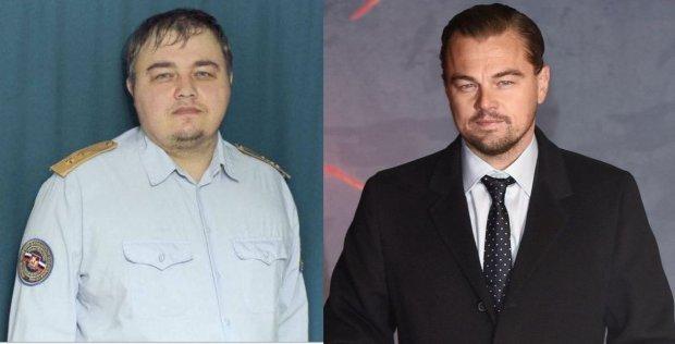 Sobowtór Leonardo DiCaprio, Leonardo DiCaprio