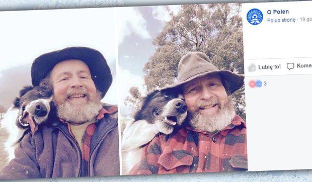 """Rolnik chwycił telefon i zrobił genialne selfie ze swoimi zwierzętami. """"To najsłodsza rzecz, jaką widziałam"""""""