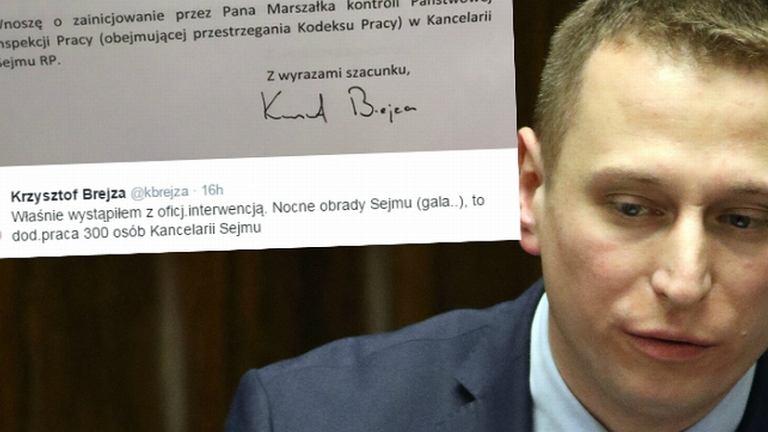 Krzysztof Brejza, PO
