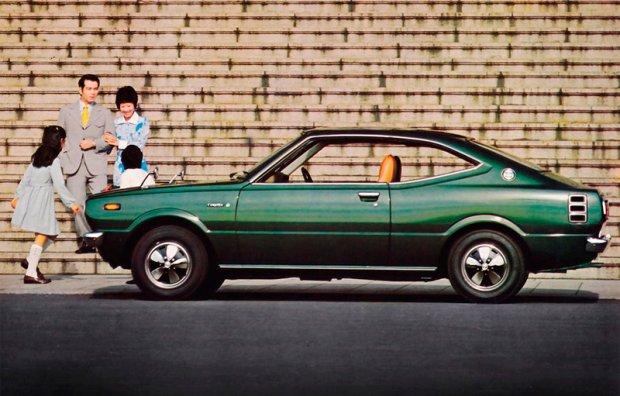 Toyota Corolla z 1974 roku