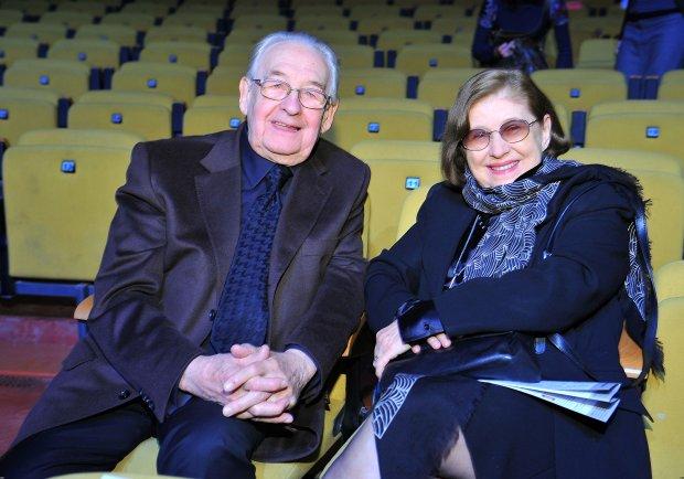 Andrzej Wajda i Krystyna Zachwatowicz
