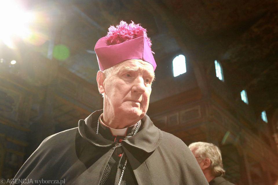 Biskup świdnicki Ignacy Dec