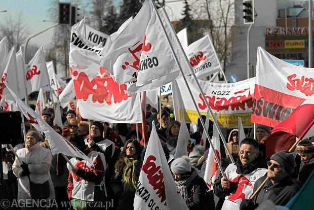 Süddeutsche Zeitung: Dzisiejsza Solidarność jest swoim własnym cieniem