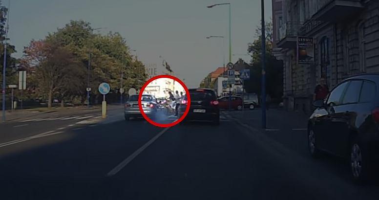 Potrącenie na przejściu dla pieszych w Opolu