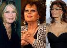 Loren, Bardot i Cardinale. Trzy seksbomby - tak wygl�daj� teraz. A jak by�o kiedy�?