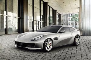 Salon Paryż 2016 | Ferrari GTC4Lusso | Niespodzianka w Paryżu