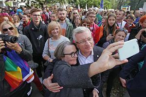 Awantura o wsparcie os�b LGBT w Poznaniu. Radny PiS: To promocja os�b o zaburzonej orientacji