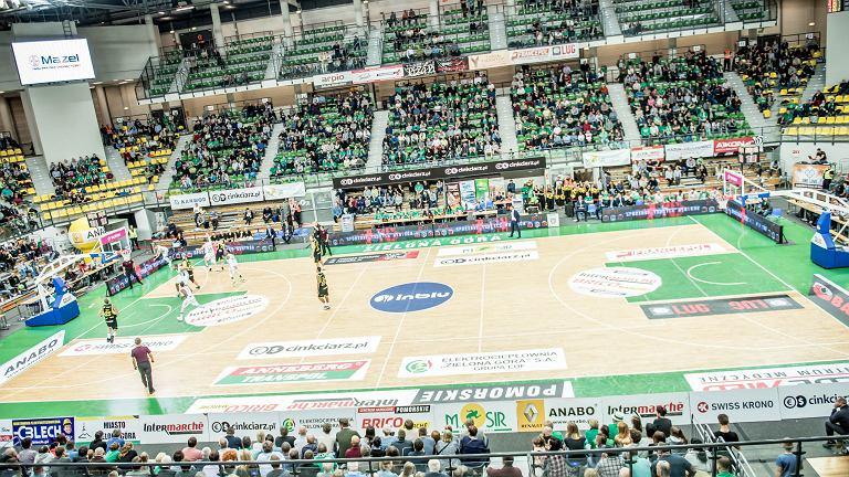 Mecz Stelmet Zielona Gora vs Siarka Tarnobrzeg