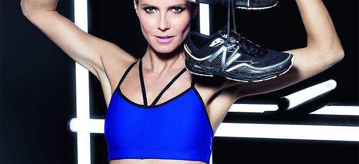 Heidi Klum - trening i dieta supermodelki