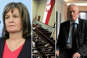 Sejm: Wyb�r s�dziego TK, wykluczenia z klubu Kukiz '15 i wniosek do prokuratury po g�osowaniu na cztery r�ce [PODSUMOWANIE]