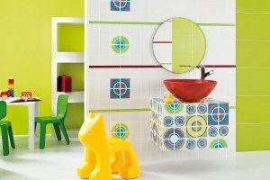 Łazienka dla małych i dużych - o czym należy pamiętać przy urządzaniu