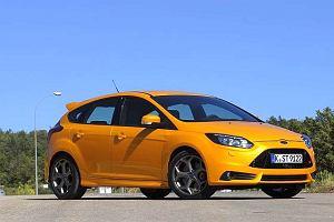 Ford Focus ST - test | Pierwsza jazda | Trudno si� oprze� pokusie