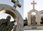 """Francja: sąd nakazał zdemontowanie pomnika Jana Pawła II. """"Miał charakter ostentacyjny"""""""
