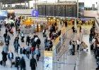 Strajki na niemieckich lotniskach. Setki odwołanych lotów