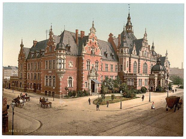 Zdjęcie numer 18 w galerii - Niemieckie miasta pod koniec XIX w. A wśród nich Gdańsk, Szczecin i Wrocław [ZDJĘCIA]