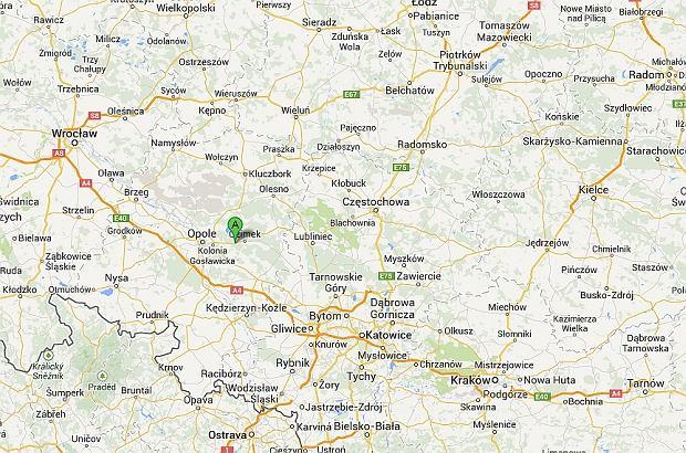Opolskie: �miertelny wypadek. Zablokowana droga krajowa 46