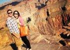 Brittany Maynard z m�em nad Wielkim Kanionem w Arizonie