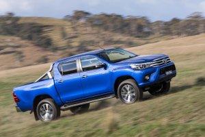 Toyota Hilux | Generacja nr 8