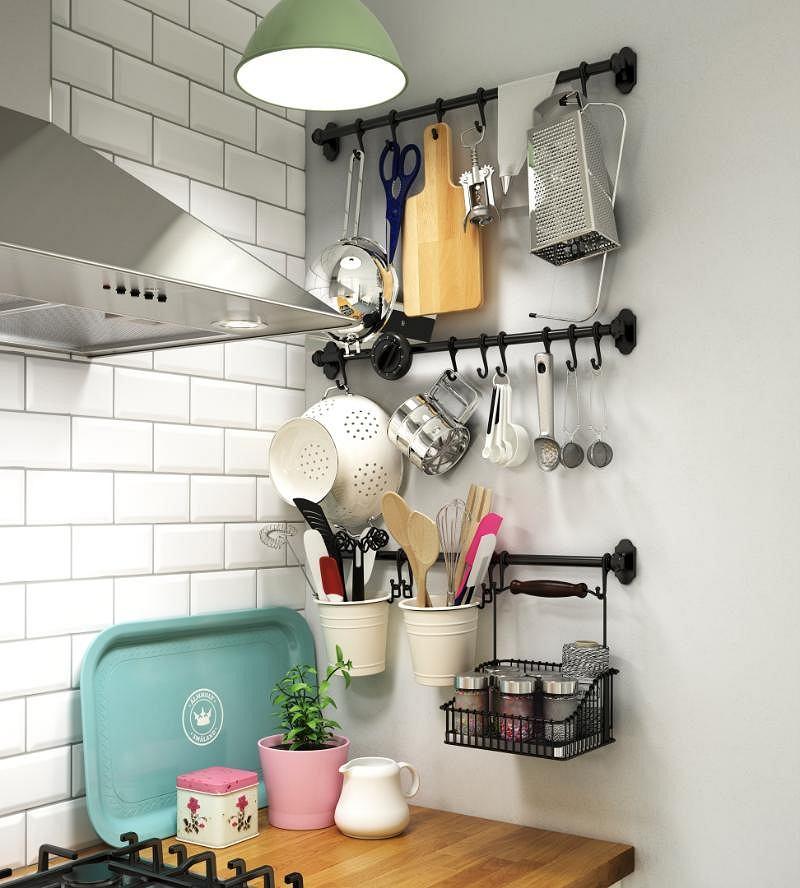 Empty Kitchen Cupboard: 7 Niezagospodarowanych Obszarów W Kuchni, Które Można