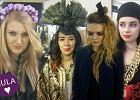 Oni maj� ca�y Fashion Week na g�owie - najciekawsze makija�e, fryzury i nakrycia g�owy
