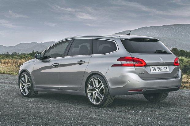 Salon Genewa 2014 | Peugeot 308 SW | Liczy si� przestrze�