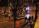 Zamieszki w Ełku po śmierci 21-latka przed kebabem. Policjantów wsparła Żandarmeria Wojskowa