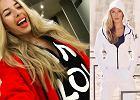 Bluzy Adidas inspirowane Ewą Chodakowską - stylizacje
