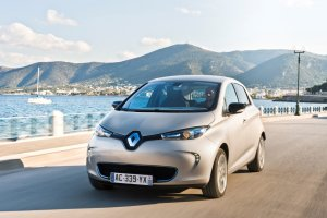 Renault Zoe już 50 000 sprzedanych aut