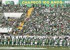Chapecoense rozegrało pierwszy mecz po katastrofie lotniczej