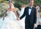 Jak wychodzi za mąż słynna stylistka i ikona street fashion? Na bogato: rajska wyspa, trzy suknie ślubne [ZDJĘCIA]